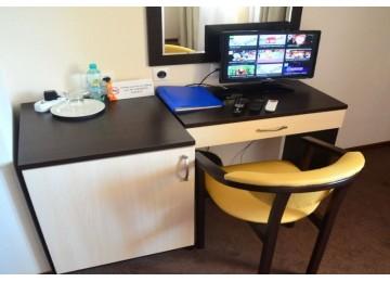 Стандарт 1-комнатный 1-местный| Отель «Gamma Sirius »| Cочи, Адлер, Имеретинский курорт- Олимпийский парк