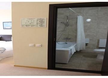 Стандарт комфорт 2-комнатный 3-местный|Отель «Gamma Sirius »| Cочи, Адлер, Имеретинский курорт- Олимпийский парк