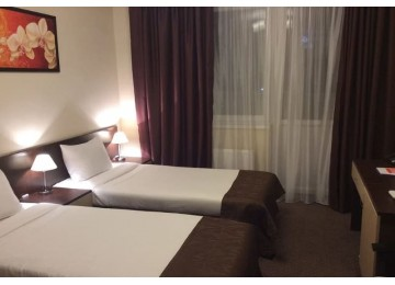 СТАНДАРТ 1-КОМНАТНЫЙ 2-МЕСТНЫЙ| Отель «Gamma Sirius »| Cочи, Адлер, Имеретинский курорт- Олимпийский парк